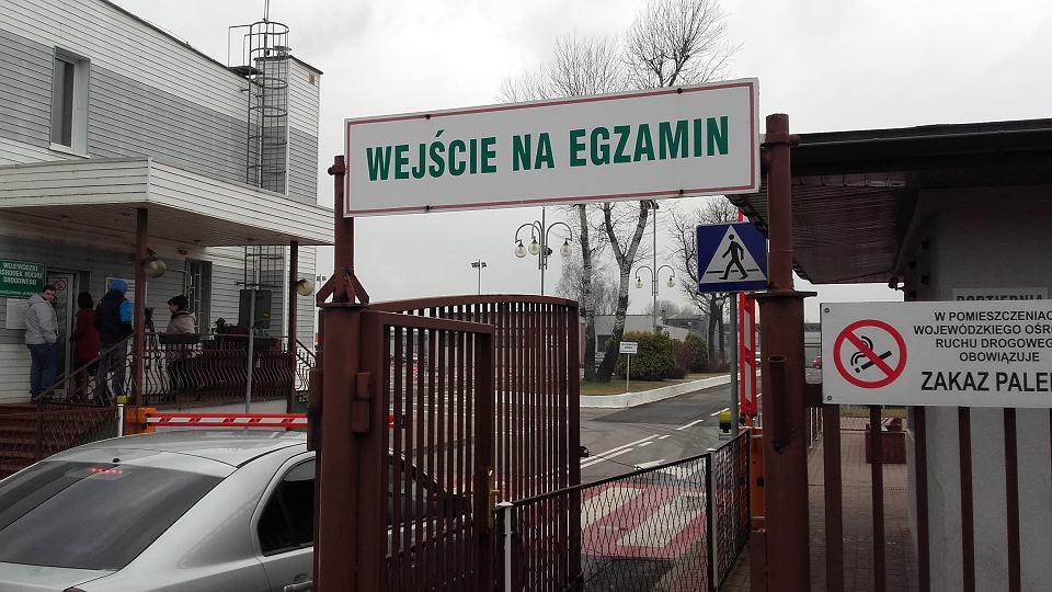 word częstochowa prawo jazdy