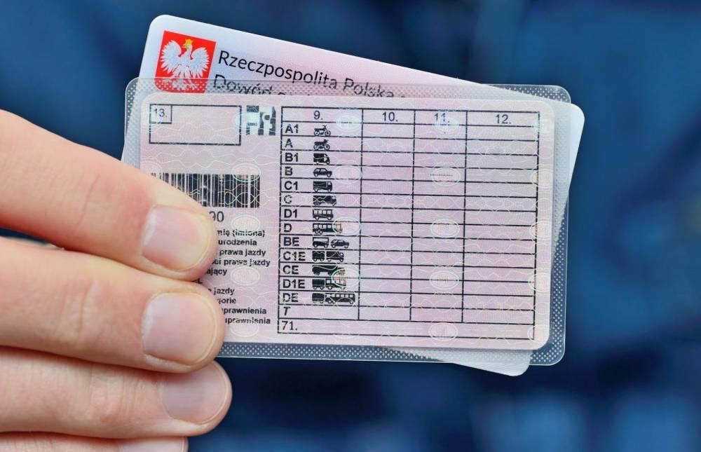 terminowe prawo jazdy